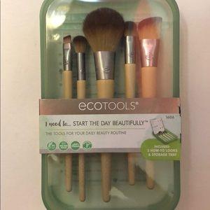 Eco tools Makeup Brush set